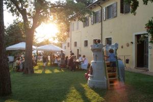 Foto del giardino presso Azienda Agricola Fiammetta