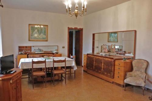 Foto del salotto appartamento Bacco - Azienda Agricola Fiammetta