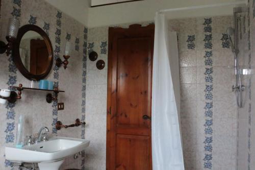 Foto del bagno appartamento Bacco - Azienda Agricola Fiammetta