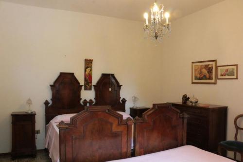 Foto della camera matrimoniale appartamento Bacco - Azienda Agricola Fiammetta