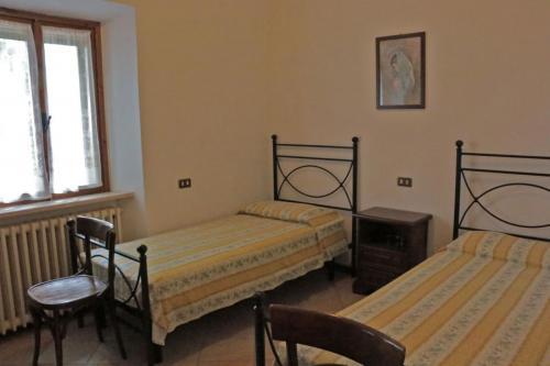 Foto della camera doppia appartamento Cerere - Azienda Agricola Fiammetta