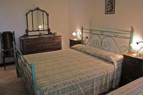 Foto della camera appartamento Cerere - Azienda Agricola Fiammetta